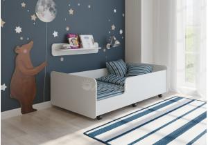 <span>Детская кровать</span> Легенда 24 белая