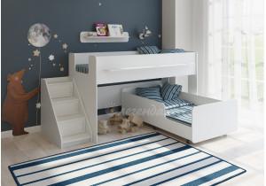 <span>Выкатная кровать</span> Легенда 23.4 белая